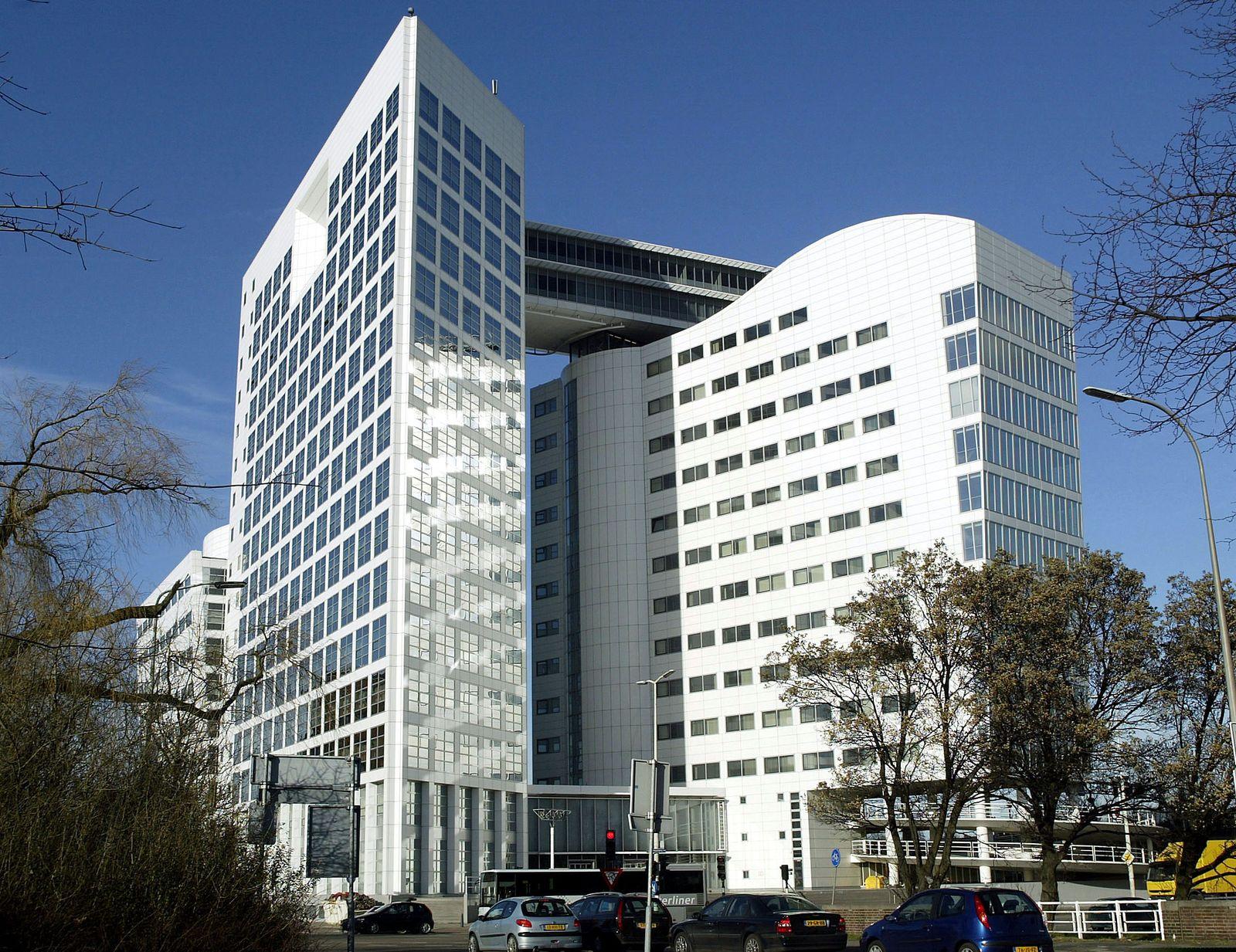 Internationalen Strafgerichtshof Den Haag