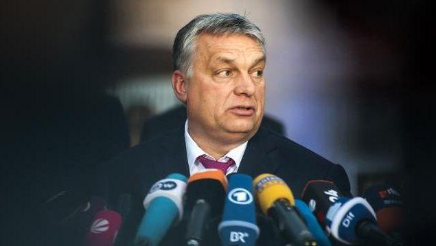Viktor Orbán in Seeon