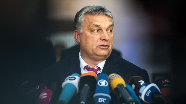 Viktor Orbán in Seeon