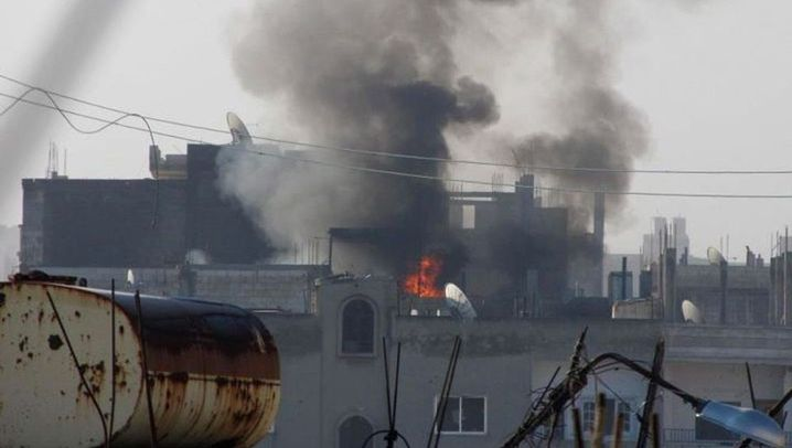 Drama in Syrien: Überlebenskampf in Homs