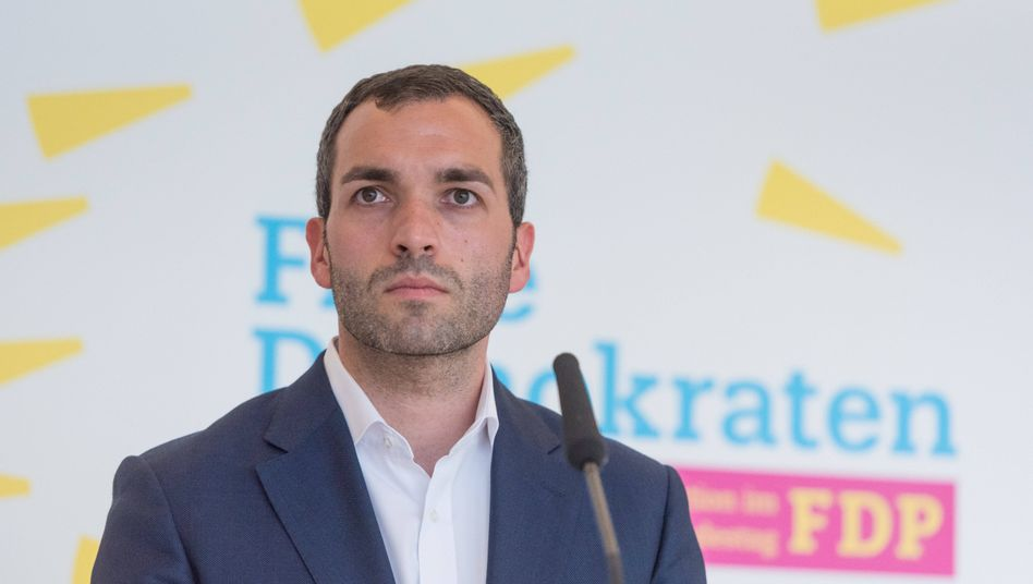 FDP-Innenpolitiker Konstantin Kuhle: Scharfe Angriffe gegen die AfD