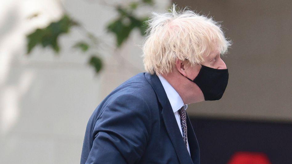 Boris Johnson: Kommende und jetzige Generationen wundern sich nicht nicht mehr