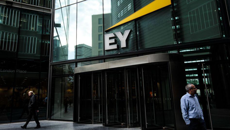 Gebäude von EY (Archiv)