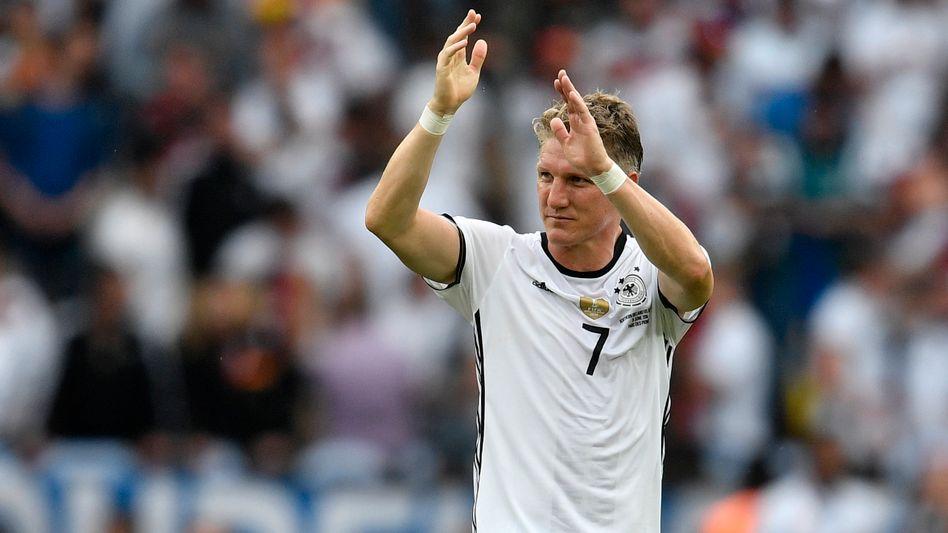 Rücktritt von DFB-Kapitän Schweinsteiger: Der Vollendete