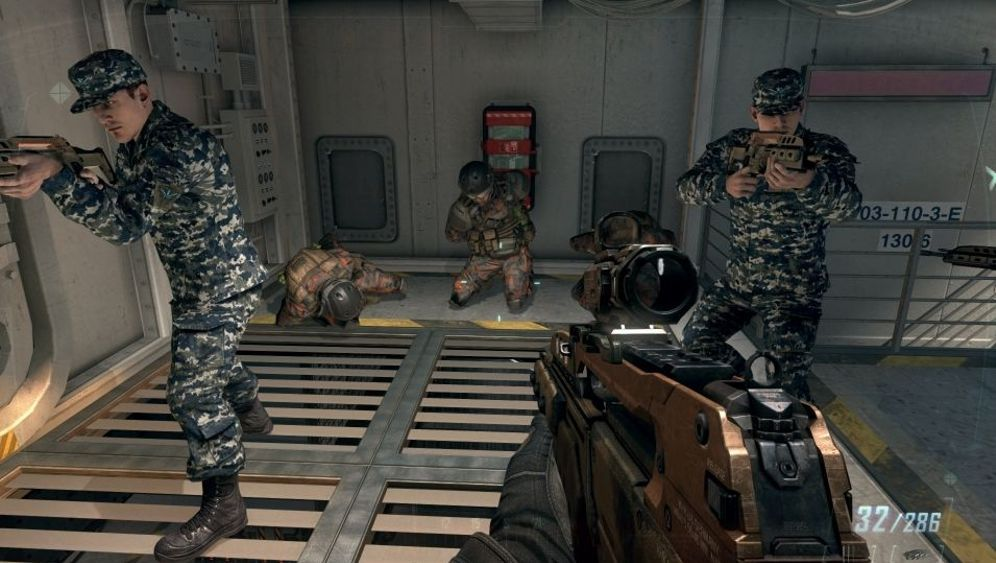 Computerspiele: Menschenrechtsverletzung in Shootern: Menschenrechtsverletzung in Shootern