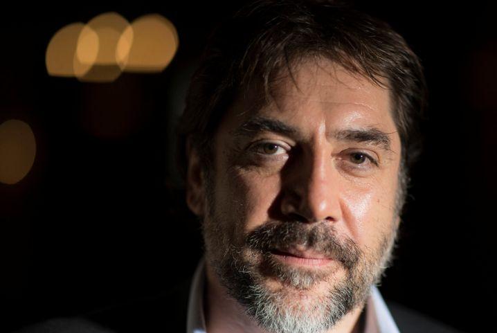 Oscar-Preisträger Javier Bardem