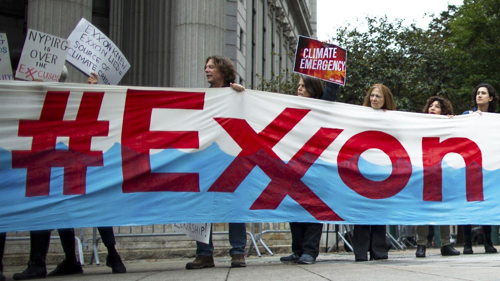 EINMALIGE VERWENDUNG Exxon