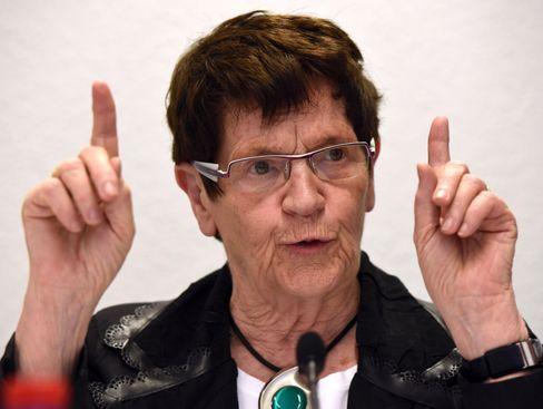 Rita Süssmuth: Kampf für Geschlechterparität im Parlament