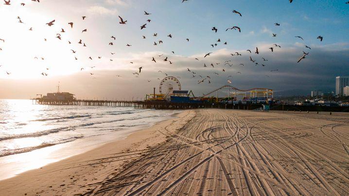 Santa Monica in Kalifornien