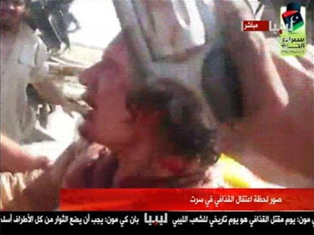 Gaddafi/ Video