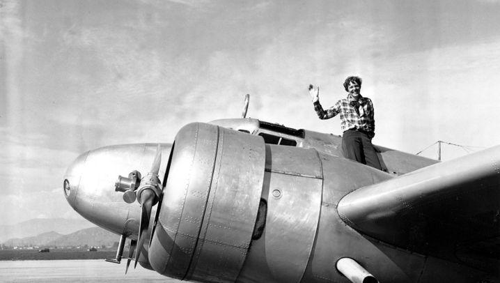 Luftfahrt-Pionierin: Auf den Spuren von Amelia Earhart