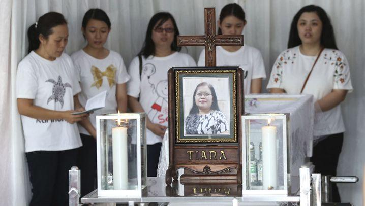 Terror in Indonesien: Schrecken in Surabaya