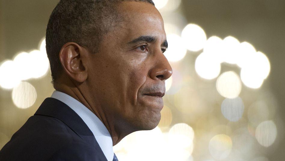 US-Präsident Obama: Schärfere Sanktionen gegen Russland werden vorbereitet