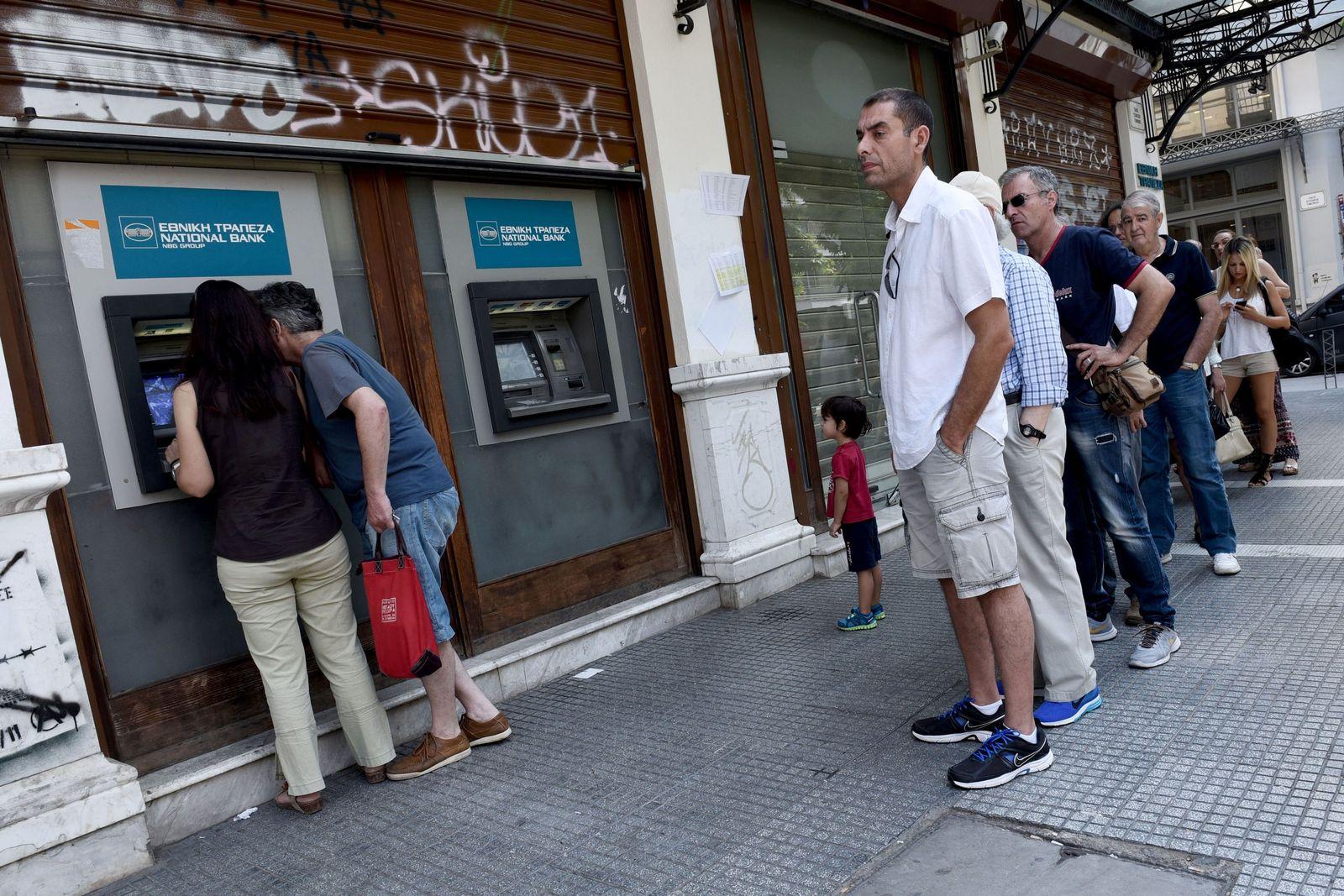 Griechenland / Banken