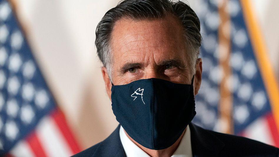 Auf Mitt Romney ruhen die Hoffnungen der Demokraten