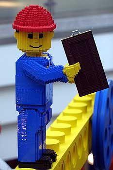 Lego-Ausstellung: Stein auf Stein soll wieder die Hauptsache werden