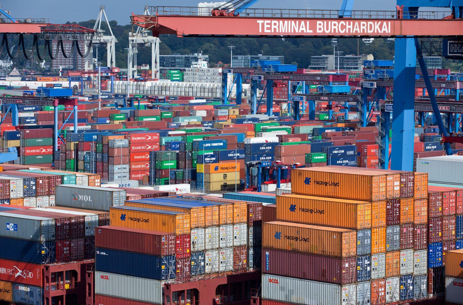 Wirtschaft Konjunktur / mmo-Thema:: Logistik