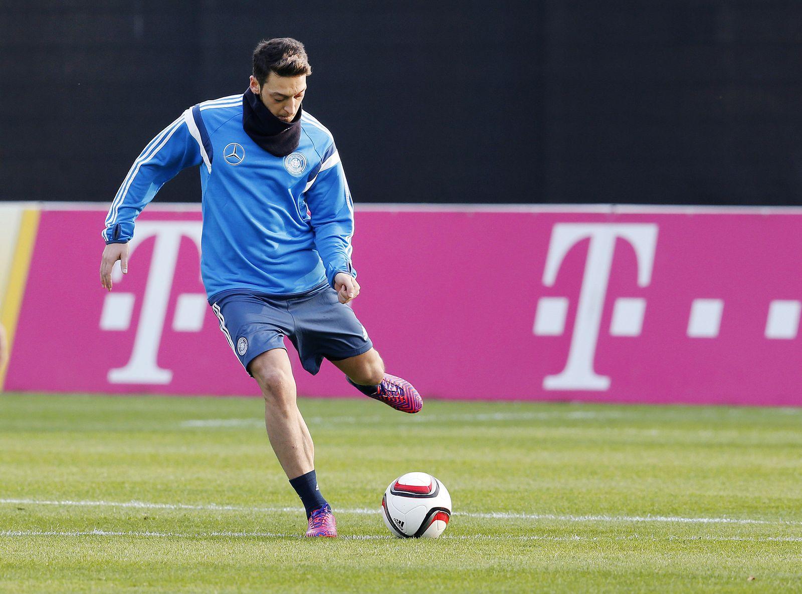 Germany Soccer Training