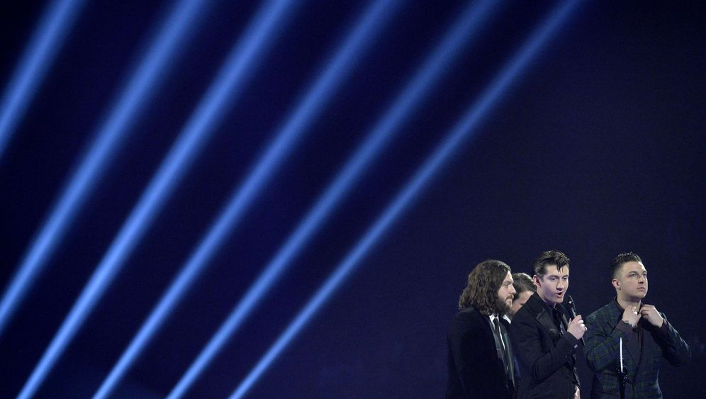 Brit Awards 2014: Solo-Sieger Bowie blieb in New York