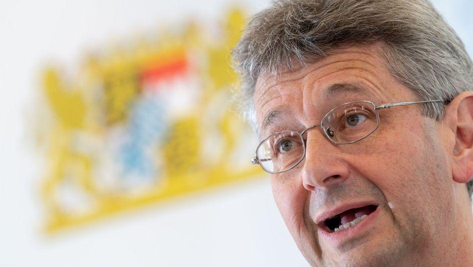 Der bayerische Kultusminister Michael Piazolo (Freie Wähler)
