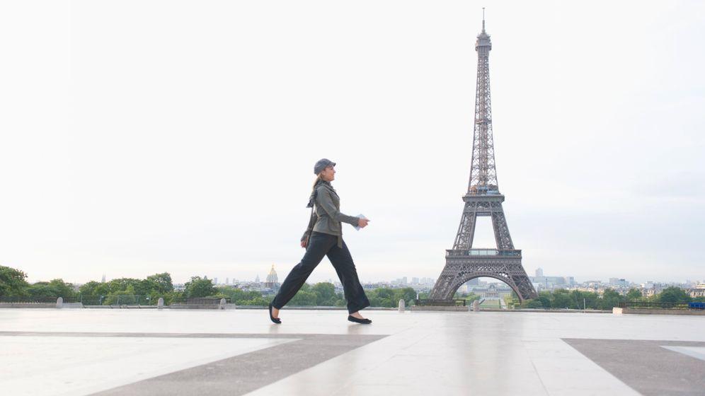 Paris: Madame darf nun auch Hosen tragen
