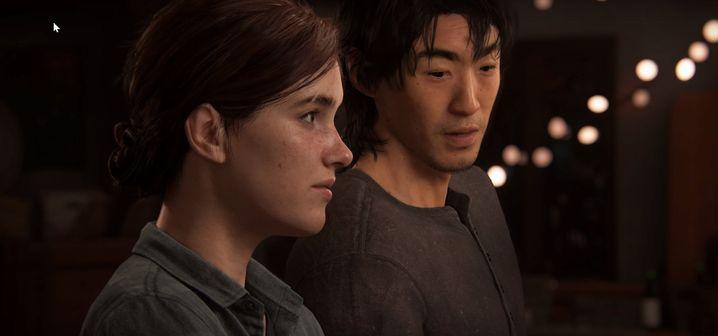 """Ellie aus """"The Last of Us 2"""""""