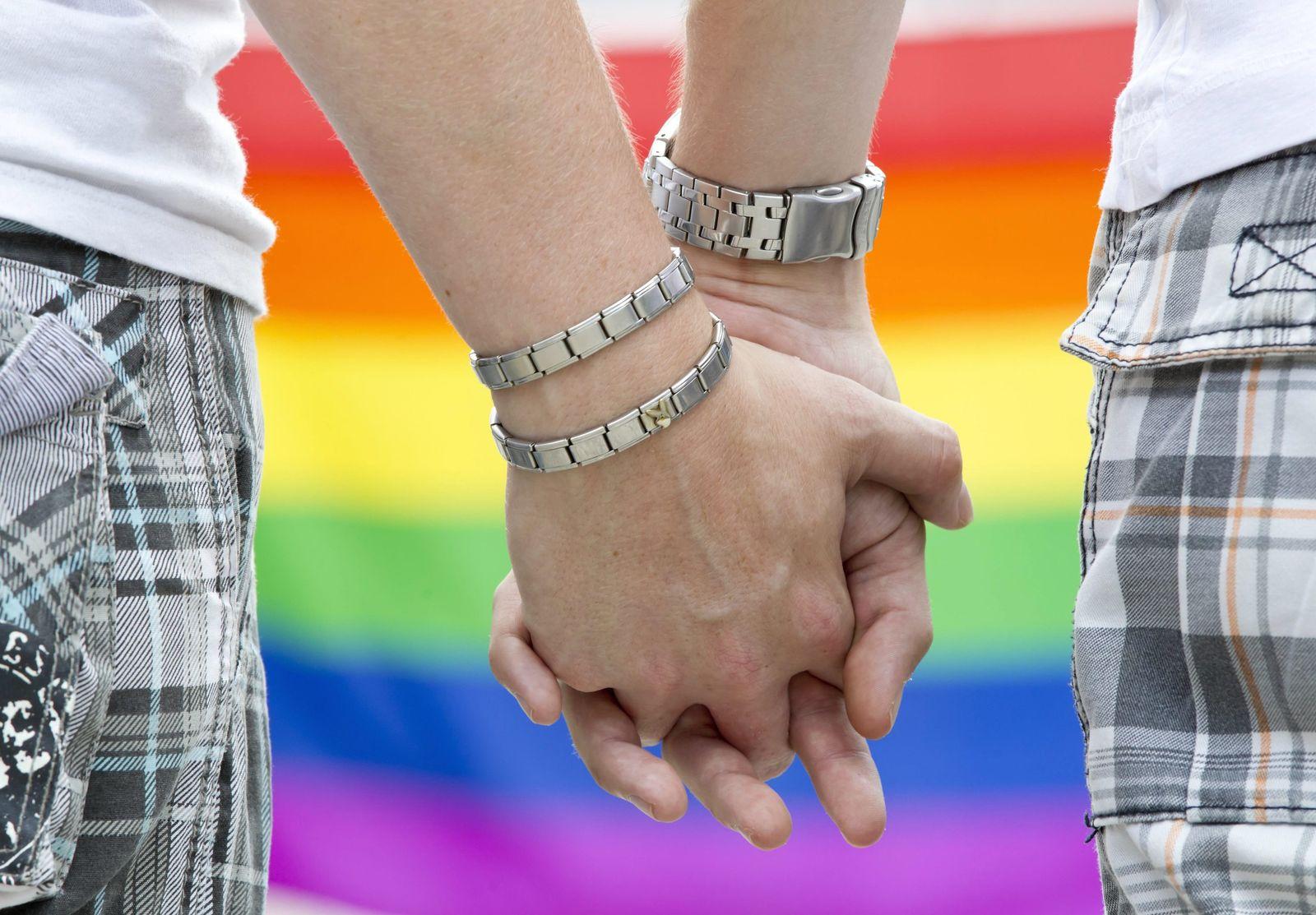 Symbolbild Homosexualität / Homo-Ehe