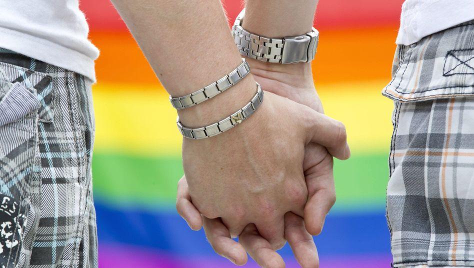 Verbot von Homo-Ehe: Ins private Leben der Bürger eingreifen