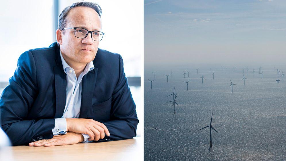 Markus Krebber und RWE-Offshorewindpark: Keine Investitionen mehr in fossile Kraftwerke
