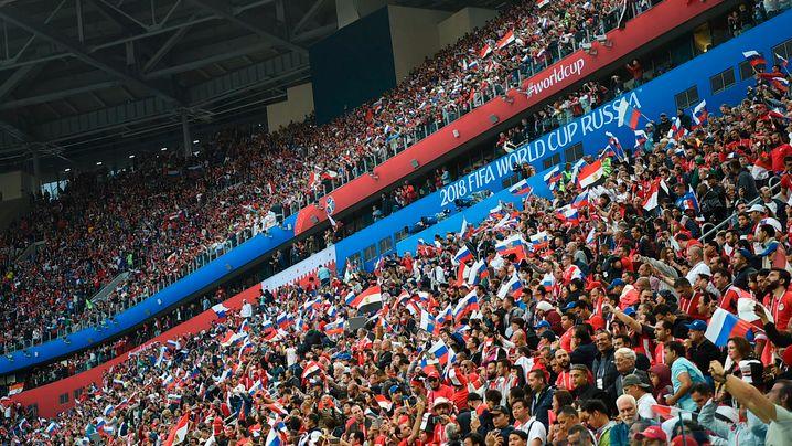 WM 2018: Das russische Viertel