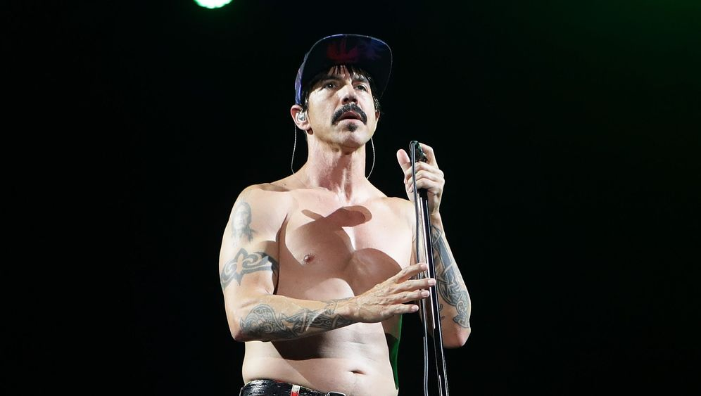"""Anthony Kiedis über Nina Hagen: """"Kreativ, wild, ungezähmt"""""""