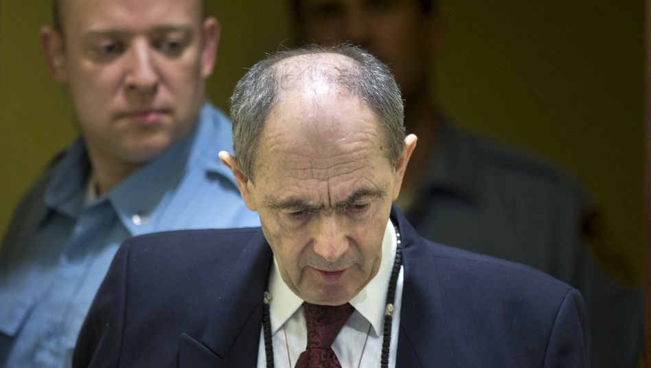 Ex-General Tolimir: Tod in Den Haag