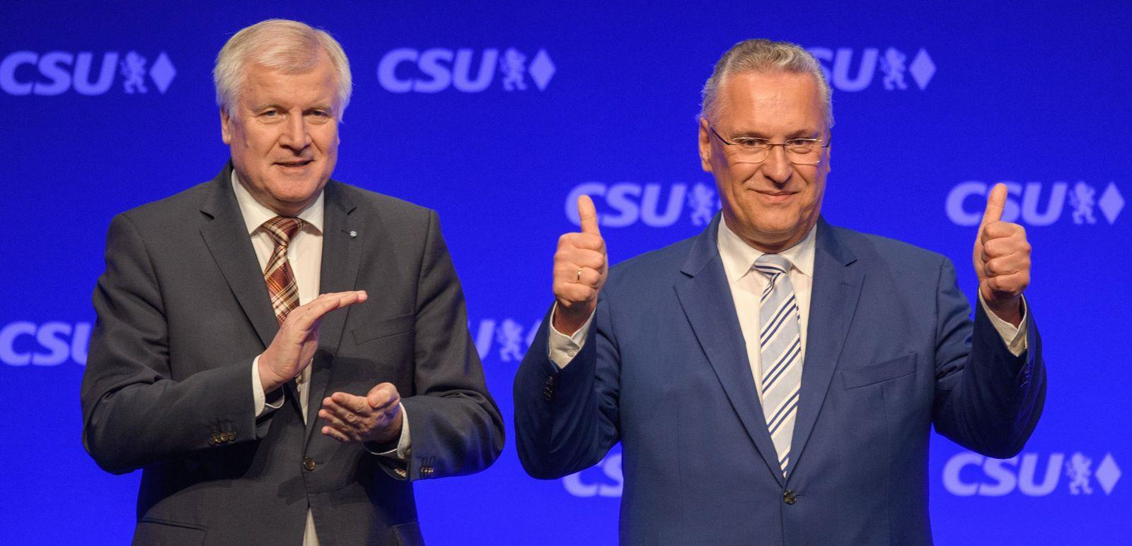 Seehofer / Herrmann