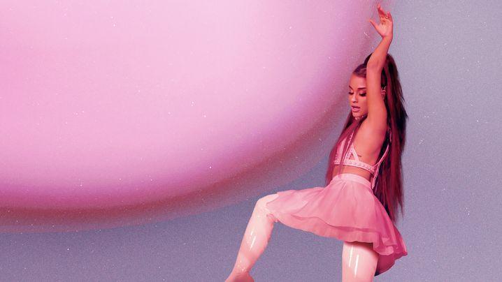 Ariana Grande im Trailer zu »excuse me, i love you«: Der Titel des Films ist ein Zitat aus ihrem Song »R.E.M.«