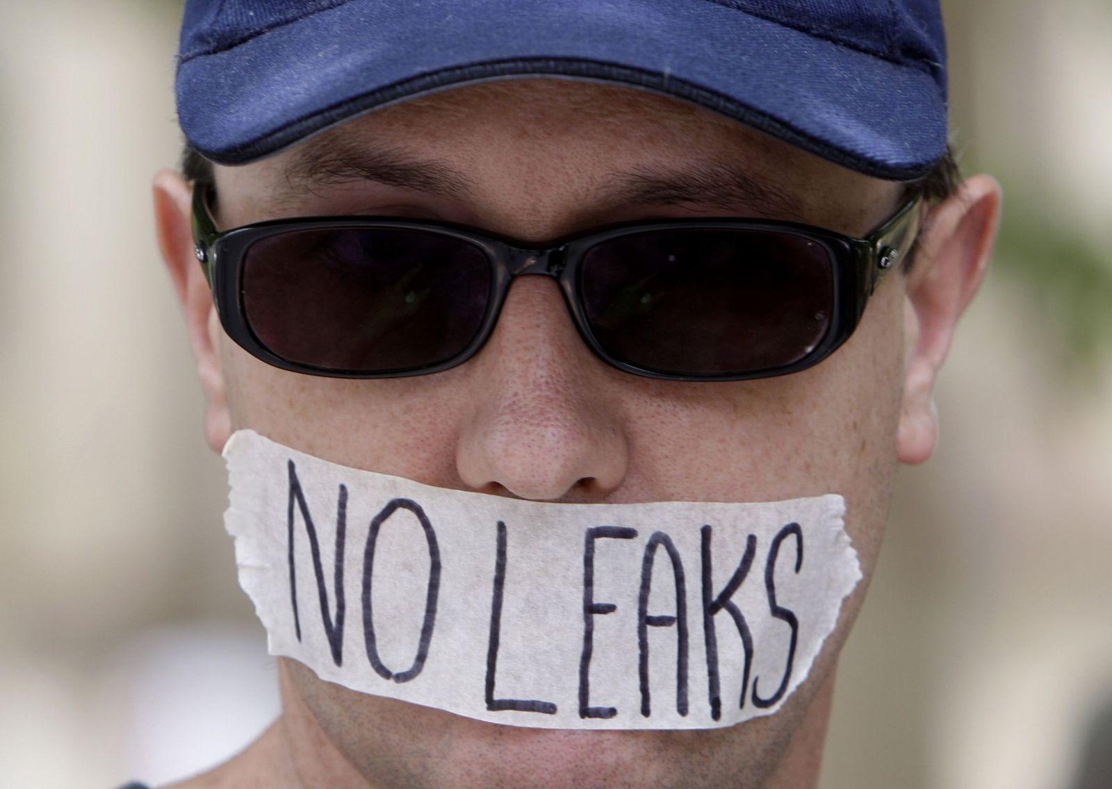 Australien WikiLeaks Protest