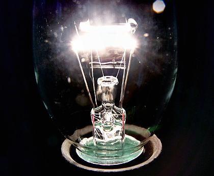 Glühbirne: Neue Haushaltsgeräte mit geringerem Stromverbrauch