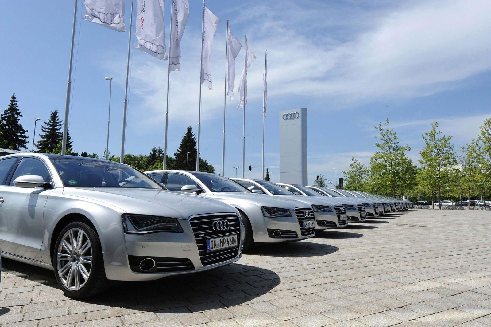 Gebrauchtwagen / Audi