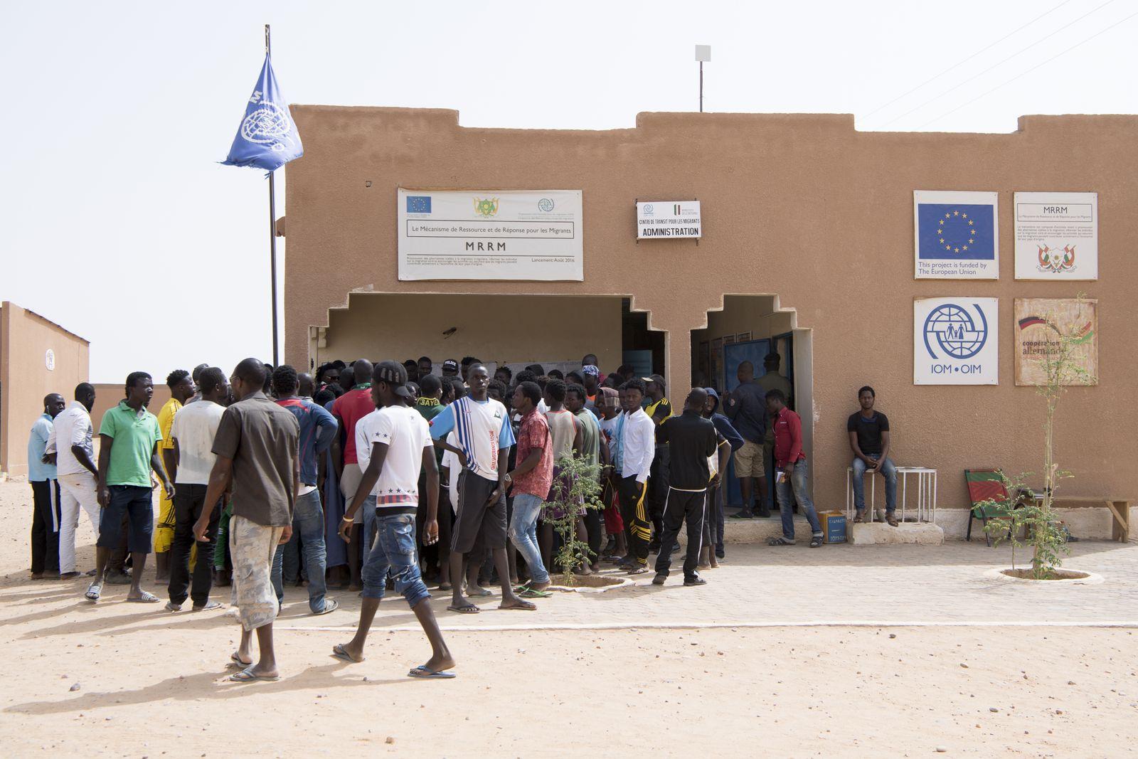 Niger/ Migranten/ EU