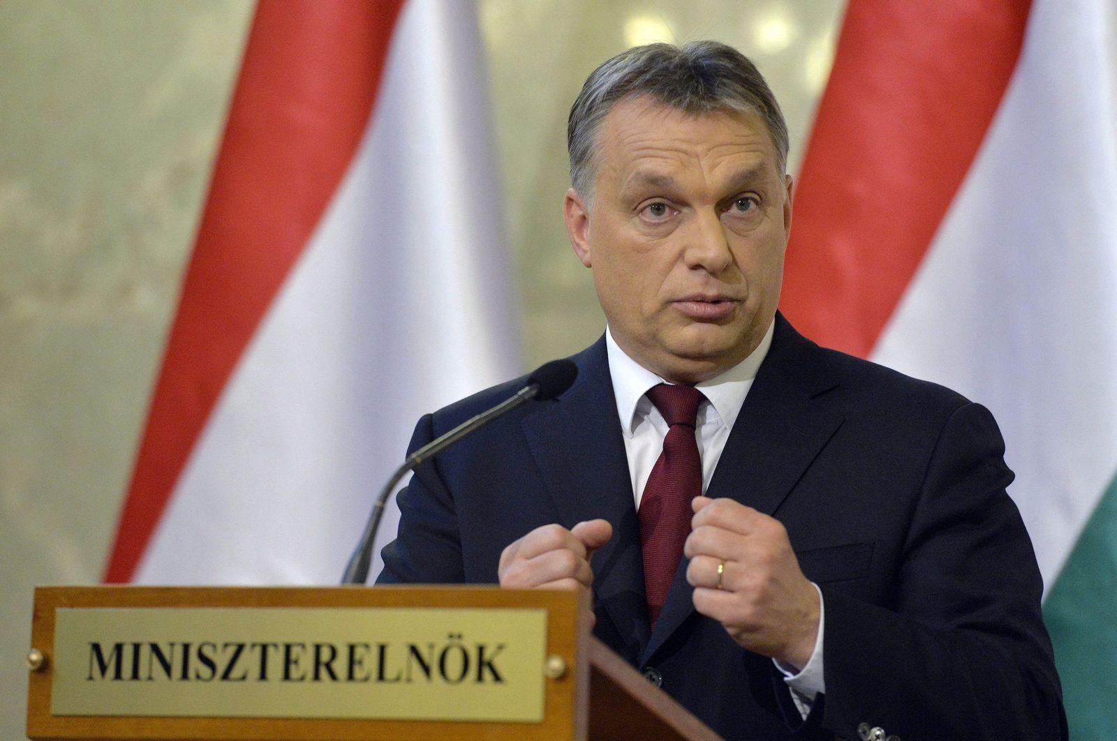 Viktor Orban/Ungarn