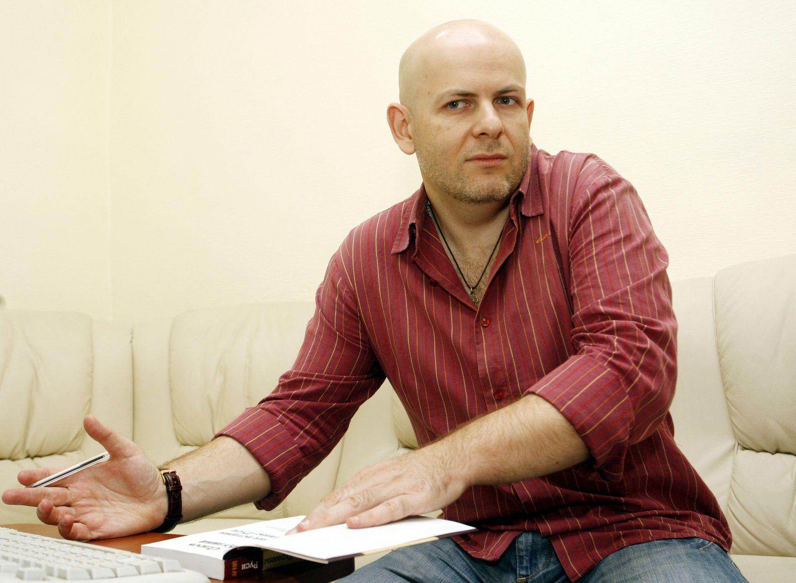 Journalist/ Oles Busina/ Ukraine