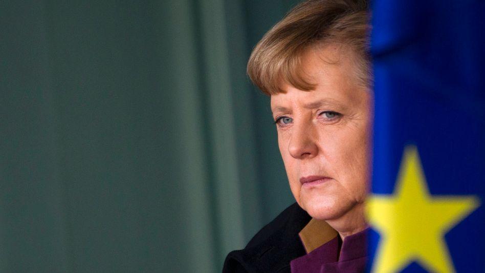Kanzlerin Merkel: Seit Jahren echter Reformstillstand