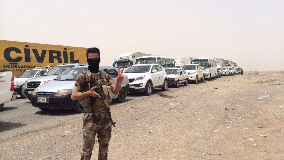 """Abtrünnige im Irak: """"Verfaultes System"""""""