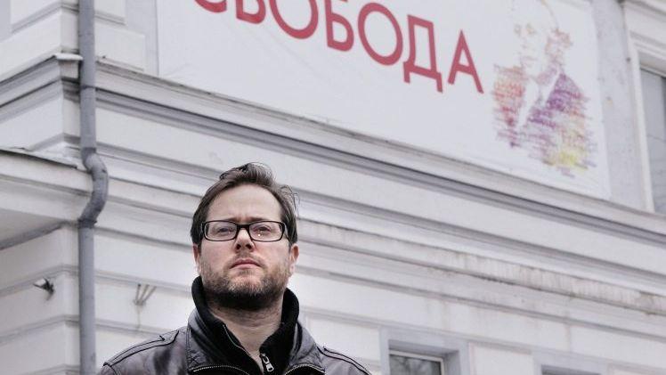 Theatermacher Rau vor Sacharow-Zentrum »Ich will zeigen, was der Fall ist«