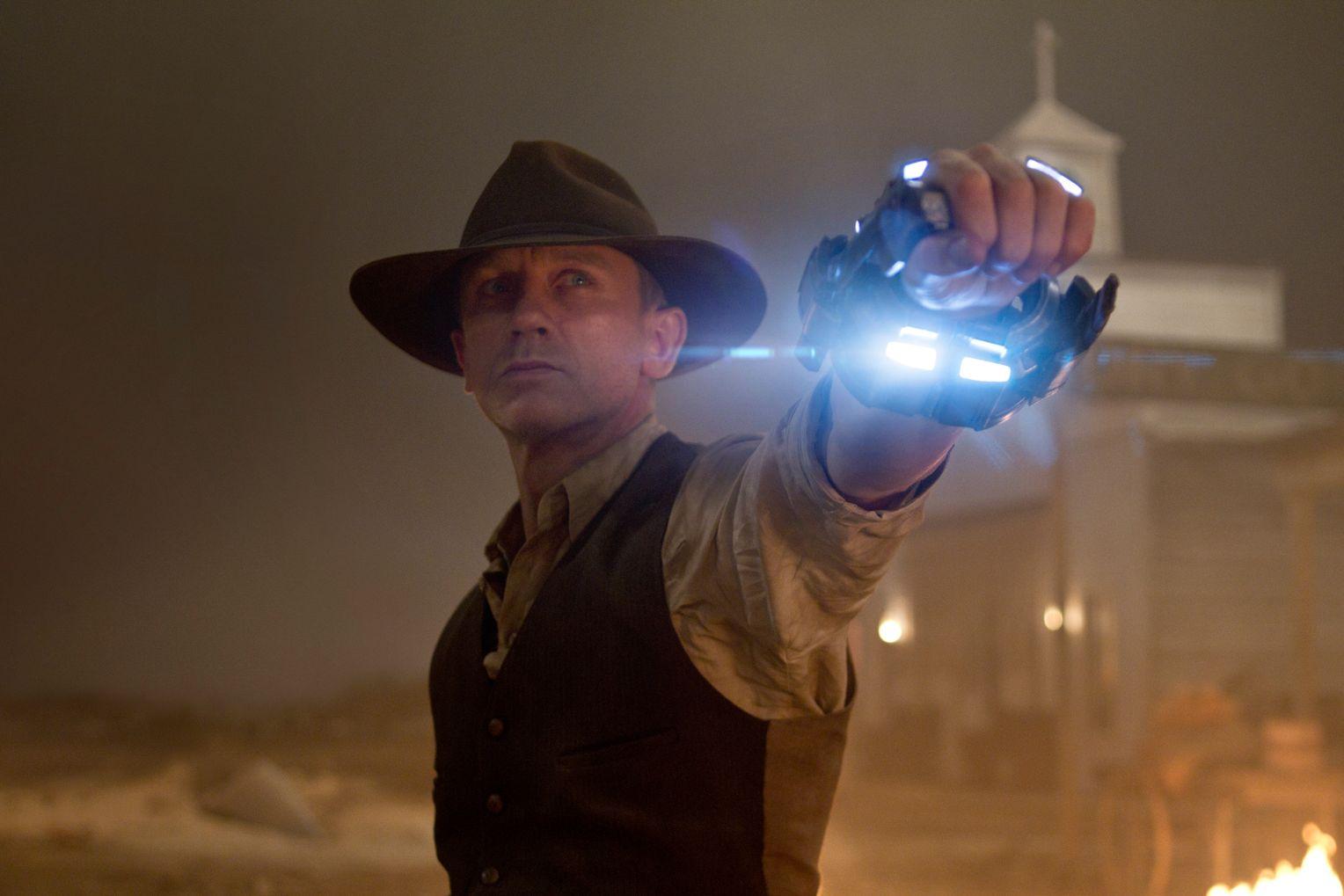 Sci Fi Western Cowboys Aliens Hier Stirbt Der Verstand Im Wustensand Der Spiegel
