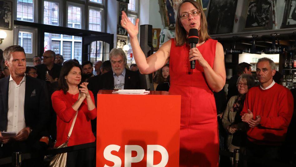"""Sascha Karolin Aulepp: """"Haben vor der Wahl deutlich gemacht, dass wir uns ein Mitte-Links-Bündnis wünschen"""""""