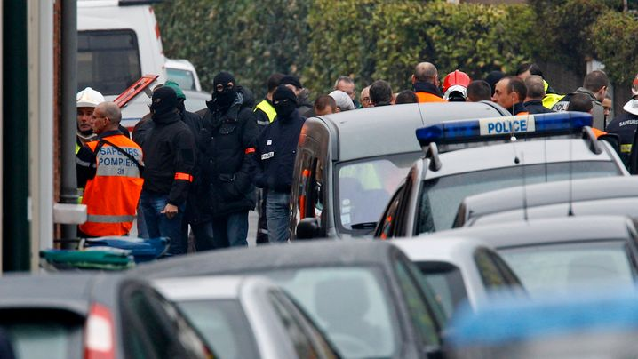 Photo Gallery: Siege in Toulouse