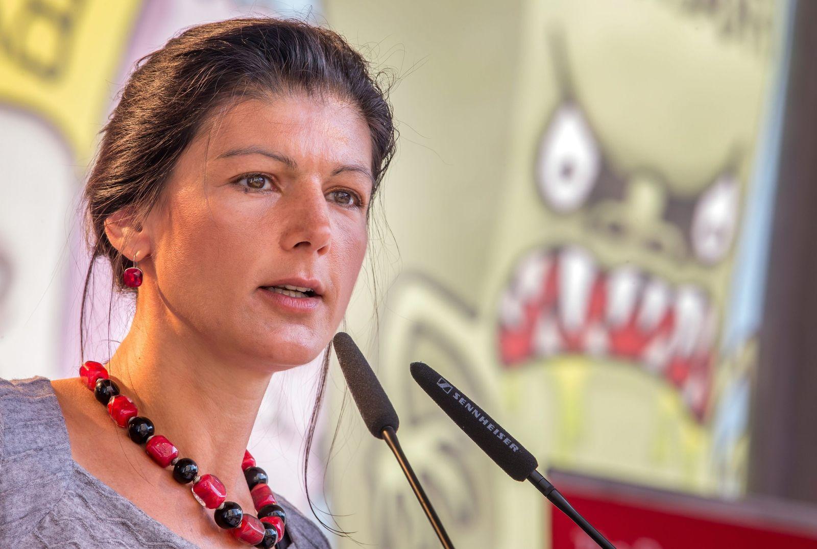 Europas Linke/ Sahra Wagenknecht