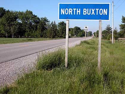 North Buxton: Ort voller dramatischer Geschichten von Flucht, Verfolgung und Überleben