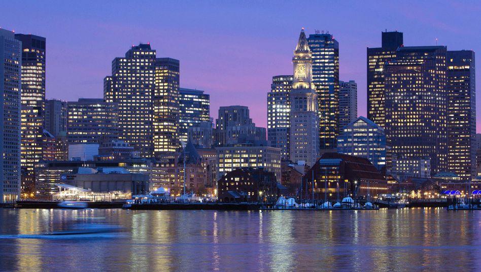 """Skyline von Boston: """"Es ist eine außergewöhnliche Ehre"""""""