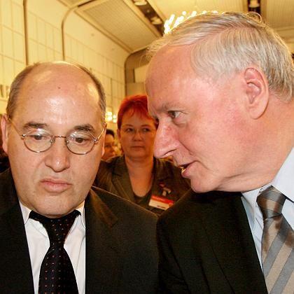 Gysi und Lafontaine: Die Linke streitet über die Haltung zu Israel